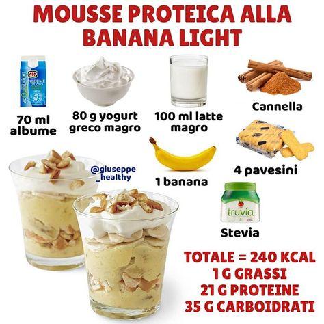 frullato di proteine o unaltra dieta