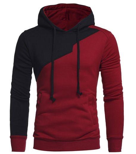 Source high quality custom made hoodie Wholesale Custom