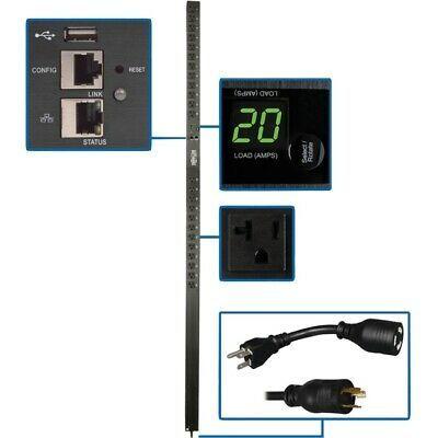 Ebay Sponsored Tripp Lite Pdumnv20lx Pdu Monitored 24 515 20r 120v Tripp Lite Tripp Power