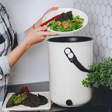 Kitchen Composter Bokashi Indoor System Composter Composting