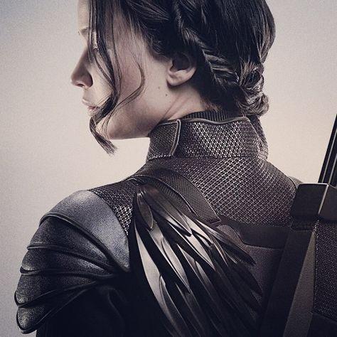 The Hunger Games - Mockingjay - Katniss.
