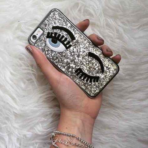 funda iphone ojos