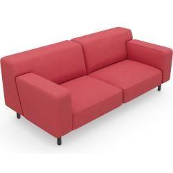 Stoffsofas Sofa Mit Schlaffunktion Sofa Und 2 Sitzer Sofa