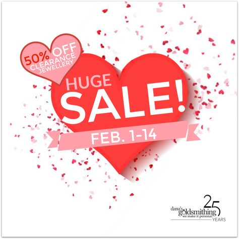 Huge Clearance Jewellery Sale At Jewelry Branding Huge Sale