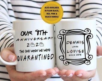 Personalised 18th Birthday Day Friends Quarantine LockDown Funny Mug