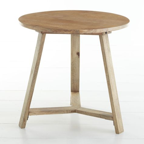 W7397Natural Accent Table Side Table