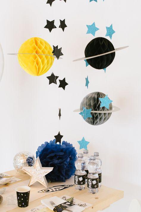 Spiel Ideen für den Weltraum Geburtstag gibt s so einige Wie