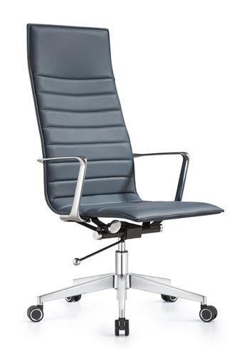 Woodstock Marketing Joe High Back Leather Office Chair 5 Colors Leather Office Chair Office Desk Chair Modern Desk Chair