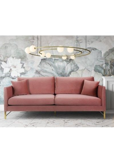 Cool Grey Velvet Sofa Gold Legs In 2019 Gold Sofa Pink Velvet Caraccident5 Cool Chair Designs And Ideas Caraccident5Info