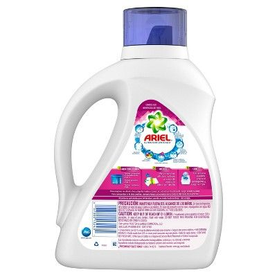 Ariel Ultra Concentrated Color Style Liquid Laundry Detergent