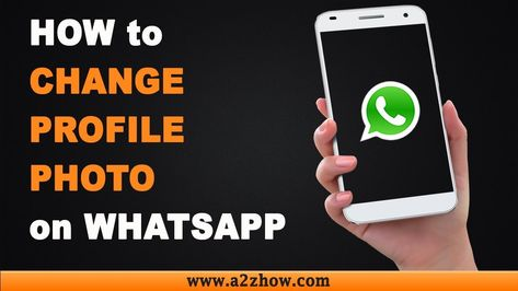 How To Change Profile Photo On Whatsapp On An Android Device Icon Profile Photo Android