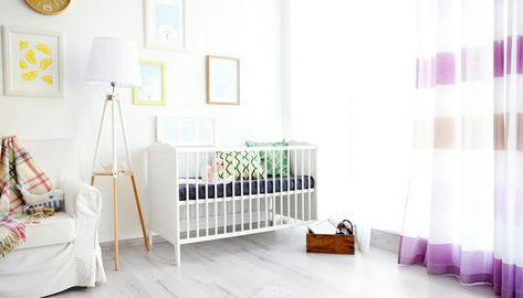 Erste Kinderzimmereinrichtung Fur Dein Baby Landhausstil
