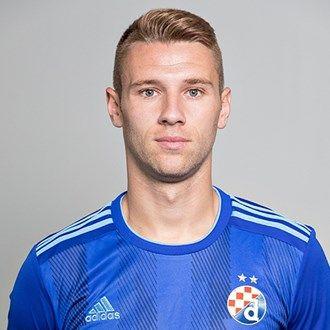 Mario Musa Gnk Dinamo Zagreb Zagreb Red Card