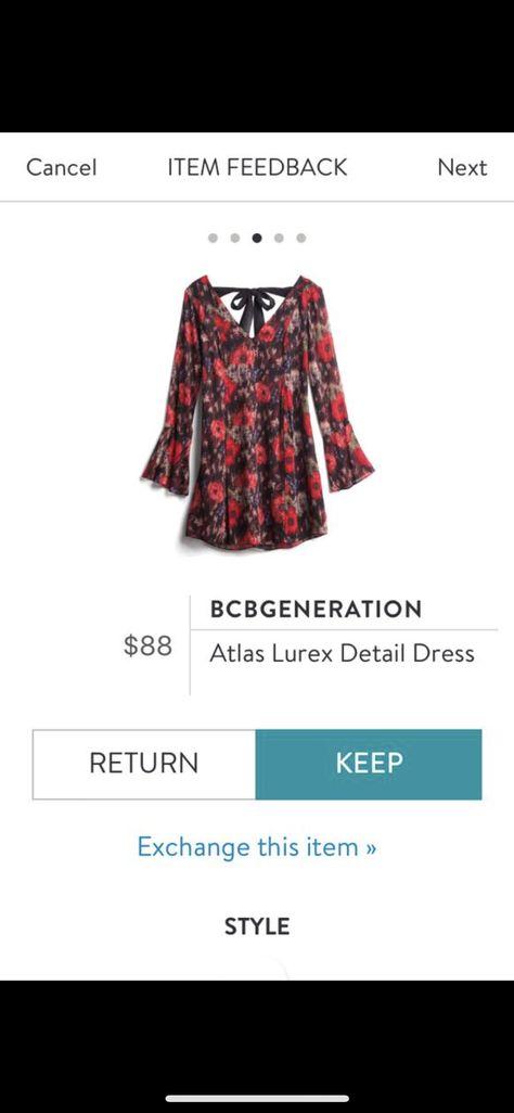 ddb966a2722063 Pin by Rachel McDonald on Dresses in 2019   Stitch fix dress, Fall ...