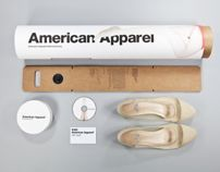 American Apparel Sustainable Shoe packaging,  #American #americanapparelPackaging #Apparel #packaging #Shoe #Sustainable