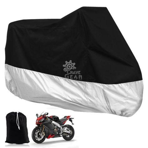 XXXL Waterproof Motorcycle Cover Fit Harley Electra Glide Ultra Classic FLHTCU