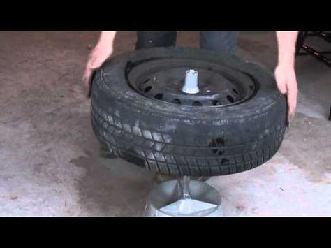 Diy Tire Balancing Machine Youtube Tire Wheels And Tires Sale