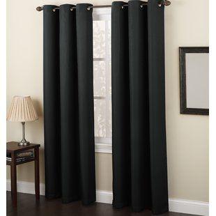 150 Farmhouse Curtains And Rustic Curtains Grommet Curtains