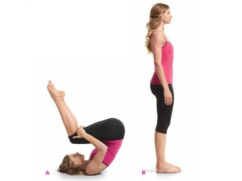 12 yoga poses for a flatter belly  yoga for flat belly