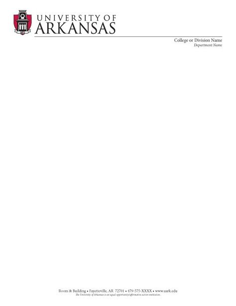 letterhead sample 13974 Letterheads Pinterest – Free Letterhead Sample