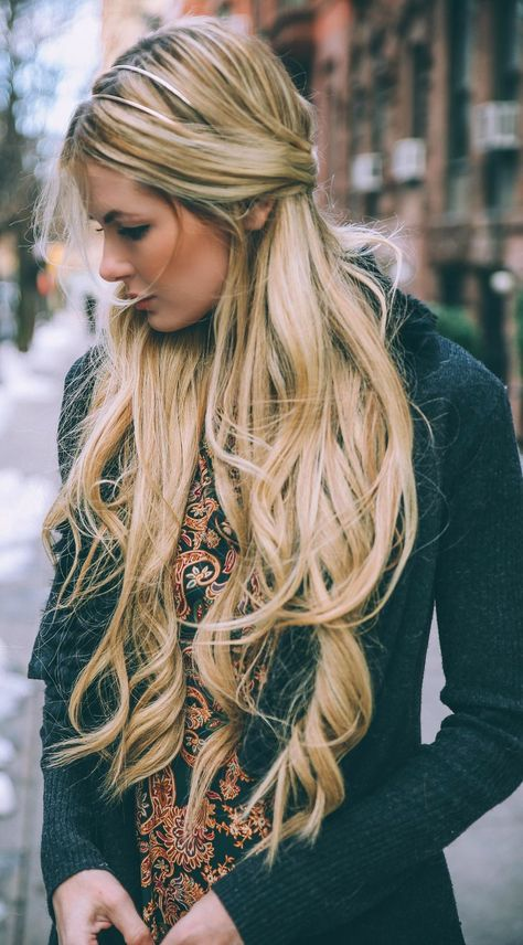I want hair this long