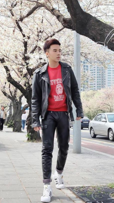 leatherlifebr | Leather pants, Tight leather pants, Leather