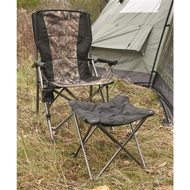 Swell Guide Gear Camp Chair Ottoman 703733 Chairs At Ocoug Best Dining Table And Chair Ideas Images Ocougorg