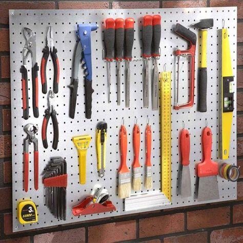 55 idees de rangement garage