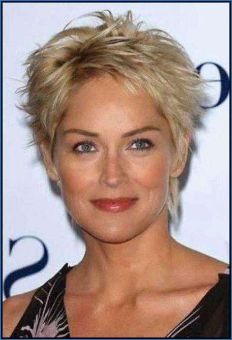 Damen Frisuren Breites Gesicht Kurzhaarfrisuren Kurzhaarschnitte Haarschnitt Kurz