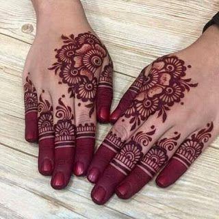 8 Modern Style Backside Hand S Mhendi Design Mehndi