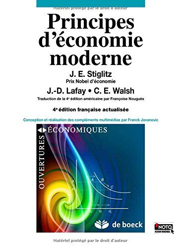 Telecharger Principes D Economie Moderne Pdf Ebook En Ligne Ming Bookflower