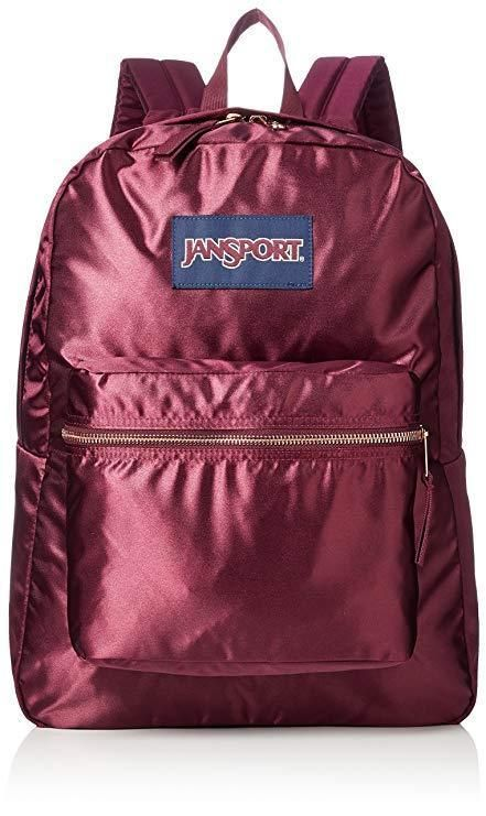 9c7a0ccea Check out these JanSport High Stakes Satin Bookbags on my eBay page # JanSport #Backpack #backtoschool #ebay #school