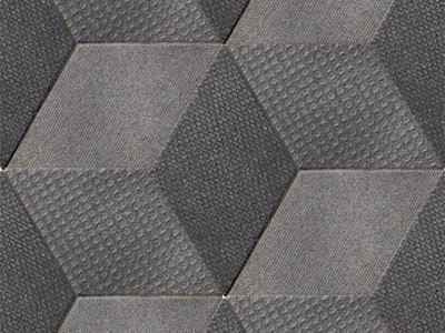 Indoor Porcelain Stoneware Wall Floor Tiles Tex Black By Mutina Design Raw Edges Revetement Sol Carreaux De Sol Et Plancher