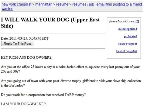 I Want This Guy As My Dog Walker Stuff Pinterest   Dog Walker Resume  Dog Walker Resume