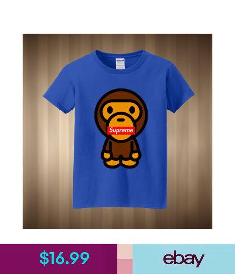 915200c67b01 T-Shirts Hot Rare A Bathing Ape Bape Baby Milo Men s Tops T-Shirt ...