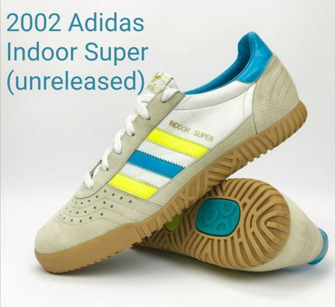 Adidas Sierra another corker that I've never seen before
