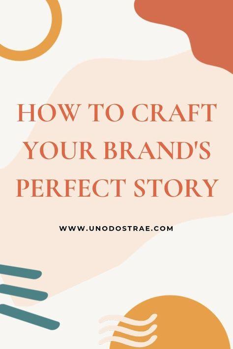 For Entrepreneurs: Visual Storytelling Techniques To Master Now