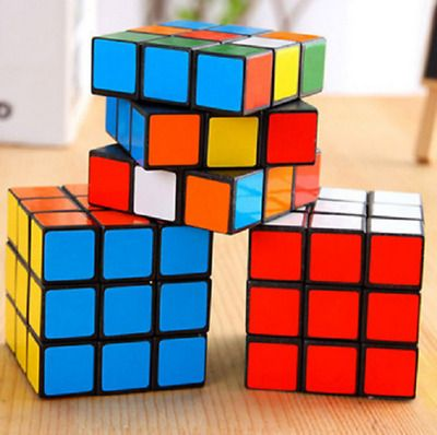 Good Quality Rubik/'s Cube Ultra-smooth Professional Speed Cube Twist Puzzles Toy