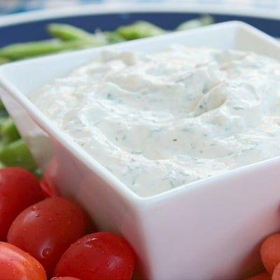 Easy Herb Dill Dip Recipe Must Love Home Recipe Dill Dip Recipes Dip Recipes Easy Dip Recipes