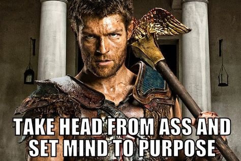 spartacus quotes - Google Search