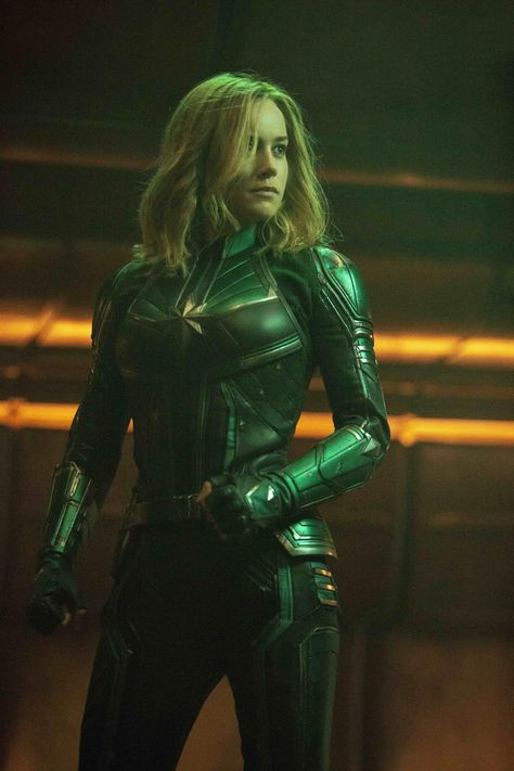 CAPTAIN MARVEL: Carol Danvers Can't Trust Anyone In A Sweet New TV Spot; Plus New Hi-Res Photos