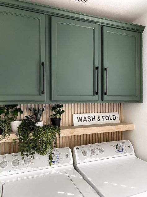 Laundry Room Remodel, Laundry In Bathroom, Small Laundry Rooms, Laundry Room Cabinets, Paint Colors Laundry Room, Colorful Laundry Rooms, Laundry Room And Pantry, Decorate Laundry Rooms, Laundry Room With Storage