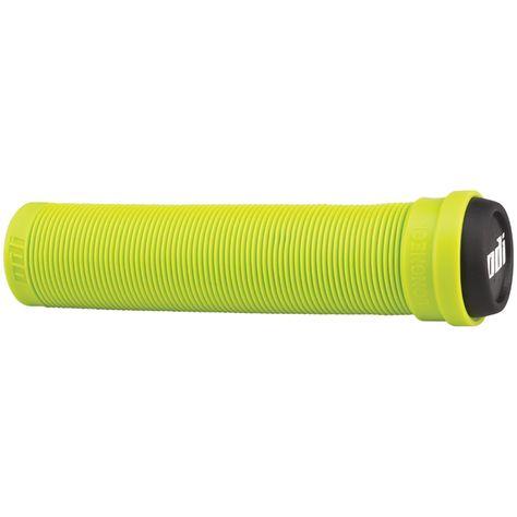 ODI Longneck Grips Soft Compound Flangeless Green