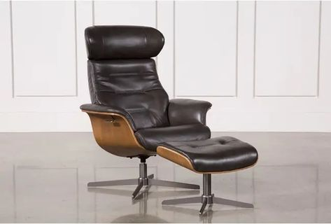 Excellent Malcolm Bentwood Leather Swivel Chair Pabps2019 Chair Design Images Pabps2019Com