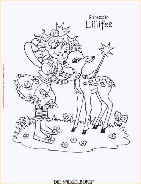 Prinzessin Lillifee Ausmalbilder Und Malvorlagen Lillifee Pinterest