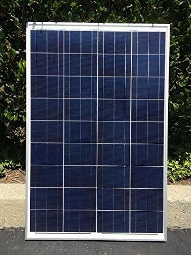 100 Watt 12 Volt Solar Panel Off Grid For Battery Charging Rv Boat Very Versatile Click Image To R Solar Panels 12 Volt Solar Panels 100 Watt Solar Panel