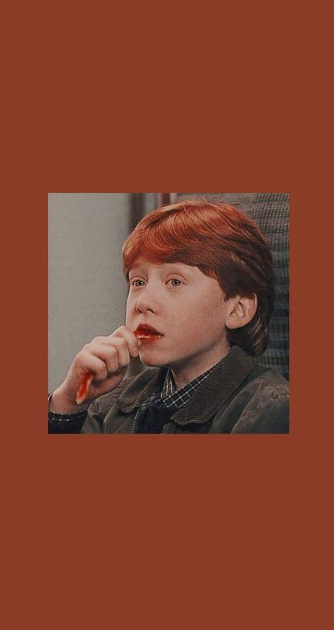 Ronald Weasley 🧡( Baby 🥺)