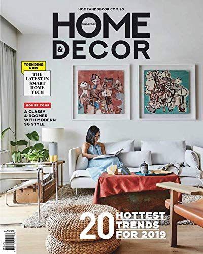 Home & Decor | Magazines in 2019 | Home decor hacks, Home ...