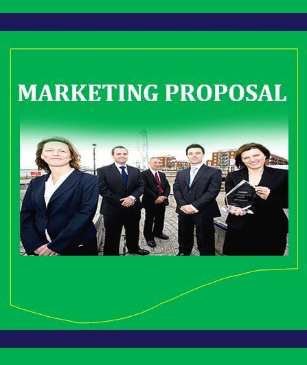 marketing proposal template wordstemplates Pinterest - marketing proposal templates