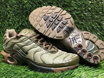 professional sale authorized site authentic Sponsored)eBay - Nike Air Max Plus TN Air Olive Cargo (GS ...